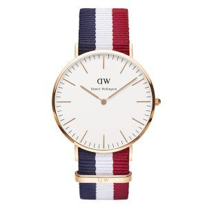 Daniel Wellington 0103DW - Montre pour homme Cambridge
