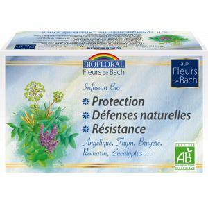 Biofloral Infusion Défense Résistance Revitalisant 20 sachets
