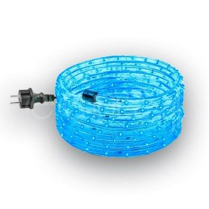Gev Tuyau lumineux LED bleu 6 m