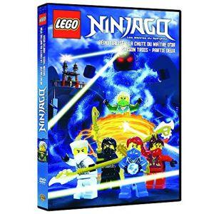 LEGO Ninjago, Les maîtres du Spinjitzu - Saison 3 - Réinitialisé : la bataille pour Ninjago City - Partie 2 [DVD]
