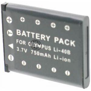 Otech Batt pour Li-40B/42B/D-LI108 3.7V L7/9 - Garantie 1 an