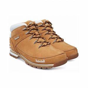 Timberland Boots Euro Sprint Beige Comparer avec