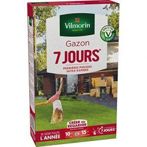 Vilmorin Gazon 7 jours 250 gr