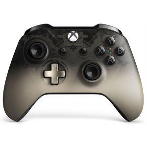 Microsoft Manette sans fil pour Xbox One - Edition Spéciale Phantom Black