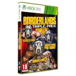 Borderlands triple pack [XBOX360]