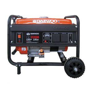 Daewoo GD2200 - Groupe électrogène thermique 4 temps