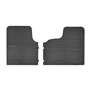 DBS Tapis Sur Mesure en Caoutchouc pour Renault Trafic a Partir de 2014 - Jeu de 4 tapis sur mesure en caoutchouc - Bords en 3D - Compatible avec fixation d'origine - Poids : 5,5 kg