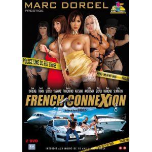 DVD - réservé French Connexion - DVD X