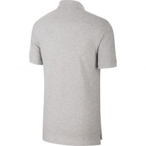Nike M NSW CE Polo Matchup PQ Chemise Homme, DK Grey Heather/(White), FR : L (Taille Fabricant : L)