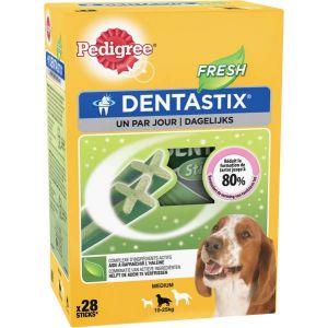 Pedigree Dentastix Fresh 28 Packs (Pack Size : Medium Dog)