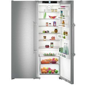 Liebherr SBSef7242-22 - Refrigerateur americain