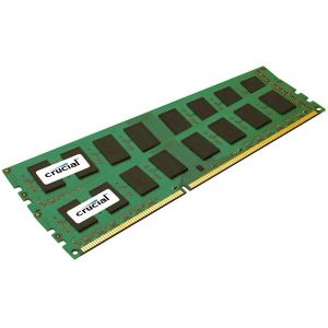 Crucial CT2KIT51264BA160BJ - Barrettes mémoire 2 x 4 Go DDR3 1600 MHz 240 pins