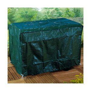Housse pour barbecue chariot (122 x 71 x 76 cm)