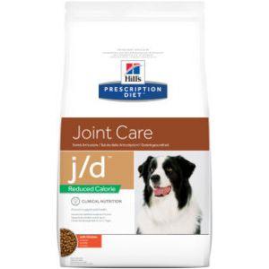 Hill's Prescription Diet j/d canine Reduced Calorie - Sac 4 kg