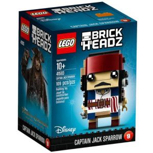 Lego 41593 Brickheadz - Captain Jack Sparrow