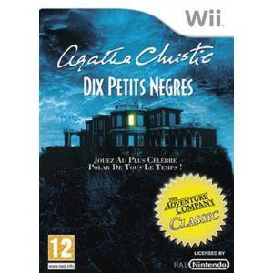 Agatha Christie : Devinez Qui ? Adapté de Dix Petits Nègres [Wii]