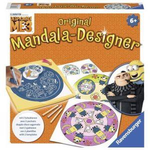 Ravensburger Mandala Designer Moi, moche et méchant 3