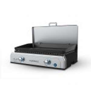 Campingaz Blue Flame XL - Plancha à gaz à poser 2 brûleurs