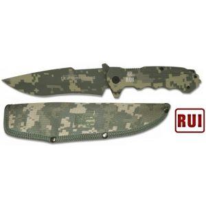 Zoom Poignard couteau tactique 26,5cm - Titane RUI