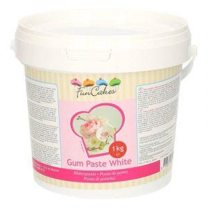 FunCakes Gum paste Blanc 1 kg