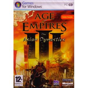 Age of Empires III : The Asian Dynasties - Extension du jeu [PC]