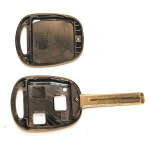 Neoriv Coque de clé télécommande TOY21
