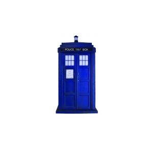 Doctor Who Diorama 1/6 10th Doctor Tardis 51 cm