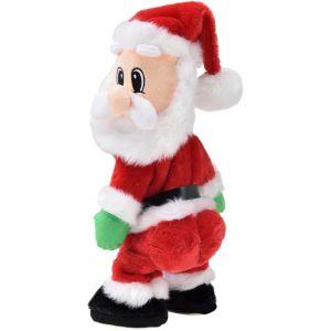 Père Noël Saint-Nicolas dansant