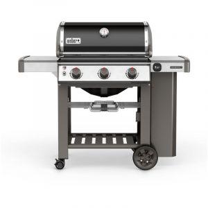 Weber Barbecue à gaz Genesis II E-310 coloris noir 137 x 73 x 114 cm