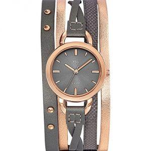 Go Girl Only 698595 - Montre pour femme avec bracelet en cuir
