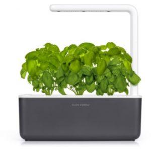 Click and Grow Jardin d'intérieur Smart Garden 3 Gris