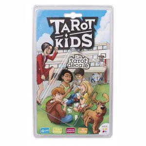 WDK Partner Par003 - Tarot Kids - Jeu De Cartes
