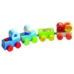 Haba Train découverte Farfadet