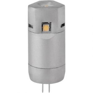 Megaman Ampoule LED MM49102 12 V G4 2 W = 10 W blanc chaud A+ à broches 1 pc(s)