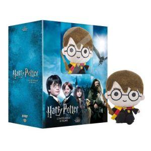 Harry Potter-L'intégrale des 8 Films [+ 1 Peluche] [DVD]