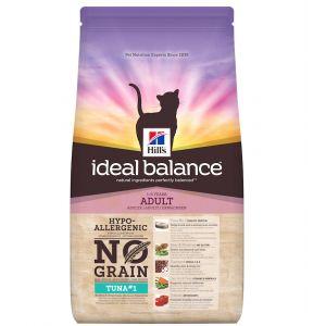 Hill's Ideal Balance Chat Adulte - Thon sans céréales 1,5Kg
