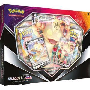 Asmodée Pokémon - Coffret Miaouss-VMAX