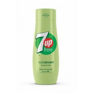 Sodastream Sirop Concentré 7up Free
