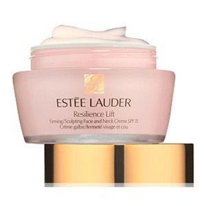 Estée Lauder Resilience Lift - Crème galbe/fermeté visage et cou SPF 15 peaux sèches