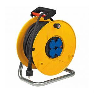 Brennenstuhl Enrouleur Standard Pro 40m HO7RN-F 3G1.5 Ø290mm :Brennenstuhl 1206931