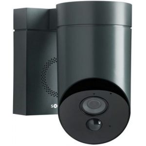 Somfy Caméra de sécurité Protect Outdoor Camera grise