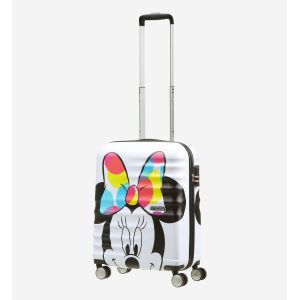 American Tourister Wavebreaker 4 Wheel Trolley 55 cm minnie close-up