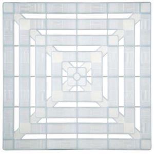 Galedo Caillebotis en plastique (56 x 56 cm)
