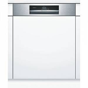 Bosch SMI88TS36E - Lave-vaisselle encastrable 13 couverts