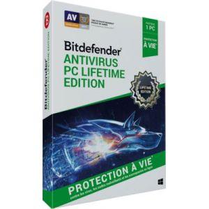 Bitdefender Antivirus 1 PC Lifetime Edition [Windows]