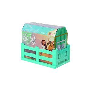 Giochi Preziosi Figurine Mini-Cheval et Enclos - Spirit - Boîte Surprise