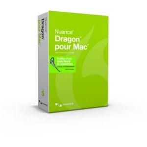 Dragon 5 pour Mac Wireless (avec oreillette sans fil Bluetooth) pour Mac OS