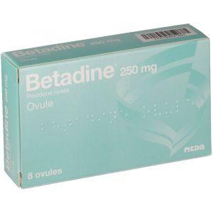 Meda Pharma Betadine 250 mg