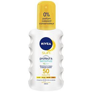 Nivea Sun Protect & Sensitive - Spray FPS50 200 ml