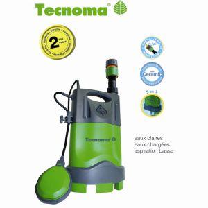 Tecnoma Pompe de drainage Flowmax 9500 L Multi 3 en 1 de 12652